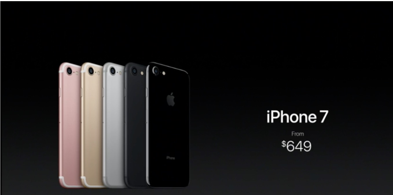 iphone7price